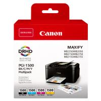Cartridge Canon PGI-1500, CMYK, 9218B005, originál