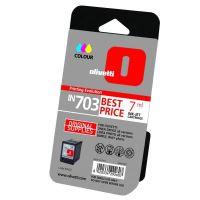 Cartridge Olivetti B0632, color, originál