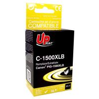 Cartridge Canon PGI-1500XL, black, 36ml, UPrint