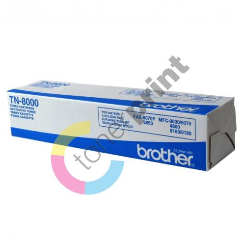 Toner Brother TN8000, originál