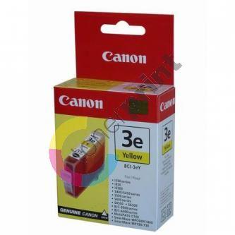 Cartridge Canon BCI-3eY, originál