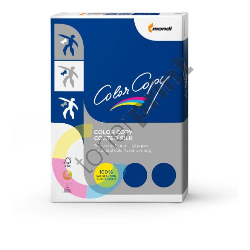 Xerografický papír A4 170g ColorCopy Coated silk 1bal/250 listů 1