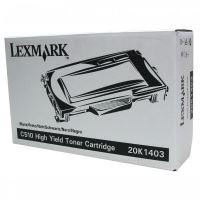 Toner Lexmark 20K1403, C510, originál 2