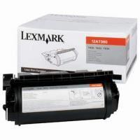 Toner Lexmark T630 12A7360, renovace
