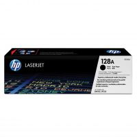 Toner HP CE320A, black, 128A, originál
