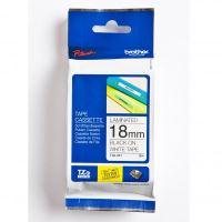 Páska Brother TZe-241 18mm  bílá 5