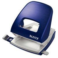 Děrovač Leitz NeXXt STYLE 5006, 30 listů, titanově modrý