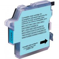 Kompatibilní cartridge Brother LC-980C, DCP 145C, DCP165C, cyan, UPrint