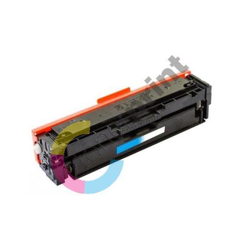 Toner HP CF401X, cyan, 201X, MP print 1