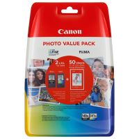 Cartridge Canon PG-540XL, CL-541XL + fotopapír, 5222B013, originál