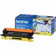 Toner Brother TN-135Y, žlutý, originál 2