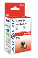 Cartridge Canon PGI-570PGBK XL, black, Armor