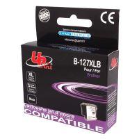 Cartridge Brother LC-127XLBK, black, UPrint
