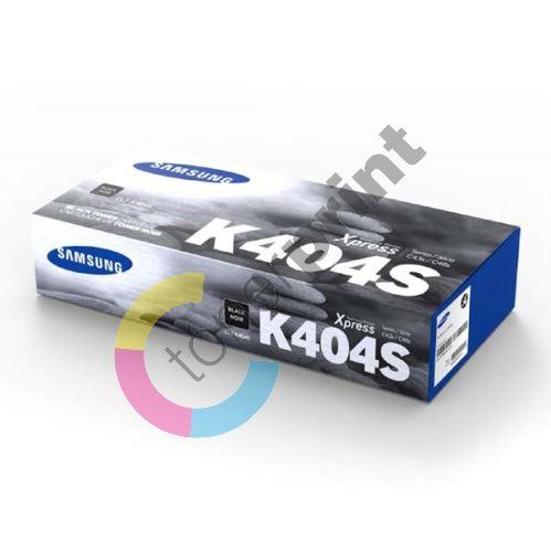 Toner Samsung CLT-K404S, black, SU100A, originál 1