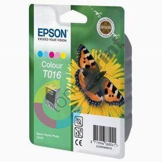 Cartridge Epson C13T016401, originál 1