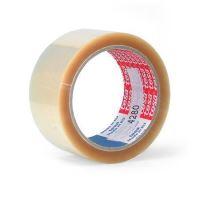 Balící samolepící páska 4280, 75 mm x 66 m, transparentní, Tesa (24ks)