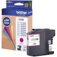 Cartridge Brother LC-223M, magenta, originál