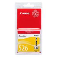 Cartridge Canon CLI-526Y, yellow, 4543B001AA, originál 2