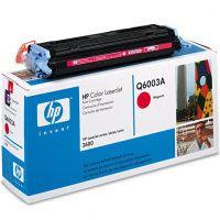 Toner HP Q6003A, magenta, 124A, originál 5