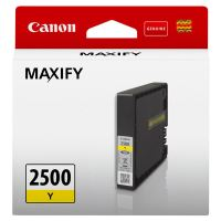 Cartridge Canon PGI-2500Y, yellow, 9303B001, originál