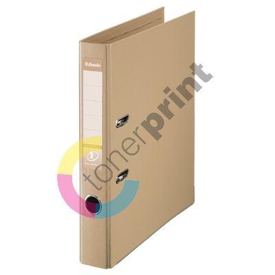 Pákový pořadač Esselte No. 1 Power z PVC A4 50 mm, pískový 1