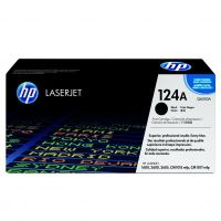 Toner HP Q6000A, black, 124A, originál