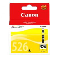 Cartridge Canon CLI-526Y, yellow, 4543B001AA, originál