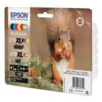 Cartridge Epson C13T379D4010, CMYK, 378XL+478XL, originál
