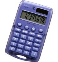 Kalkulačka Rebell Starlet fialová