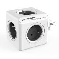 Rozbočovací zásuvka 240V Powercube, CEE7 (vidlice) 0.1m, Original, šedá