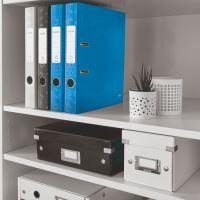 Pákový pořadač 180 Wow, modrá, 52 mm, A4, PP/karton, LEITZ 3
