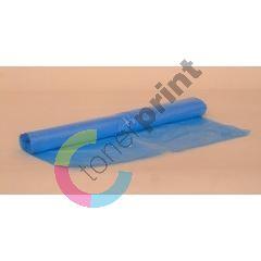 Pytel 70 x 110 120 litrů modrý 1bal/25ks středně silný 50 mic, cena za kus 1
