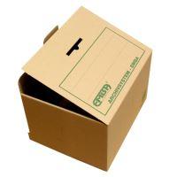 Box archivní skupinový 400x265x335 na 5 pořadačů, Emba
