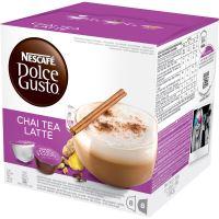 Nescafé Dolce Gusto Chai Tea Latte, 8+8ks