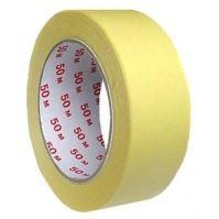 Krepová lepící páska 50 mm x 50 m