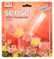 WD Sense WC blok 5 in 1 Flower