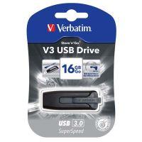 Verbatim Store'n'Go V3 16GB, USB flash disk 3.0, 49172, černá