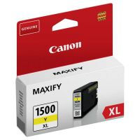 Cartridge Canon PGI-1500XL, yellow, 9195B001, originál