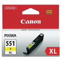 Cartridge Canon CLI-551Y XL, yellow, 6446B001, originál