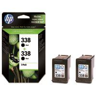Cartridge HP CB331EE, 2x C8765EE No. 338,  2-Pack, originál