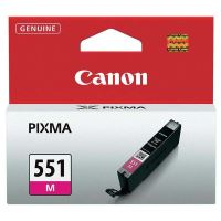 Cartridge Canon CLI-551M, magenta, 6510B001, originál