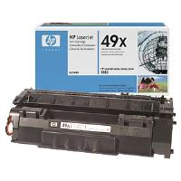 Toner HP Q5949X, black, 49X, originál 6