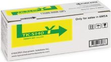 Toner Kyocera TK-5140Y, yellow, 1T02NRANL0, originál