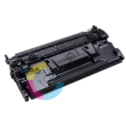 Toner HP CF287A, black, 87A, MP print