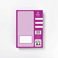 Bobo poznámkový blok A4, 50 listů, linka