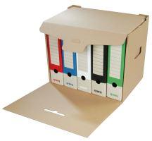 Box archivní skupinový 400x265x335 na 5 pořadačů, Emba 3