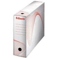 Archivační krabice Esselte 8 cm bílá 128080