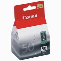 Cartridge Canon PG-50, black, originál