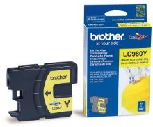 Cartridge Brother LC-980Y, originál