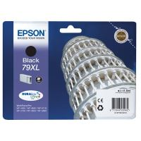 Cartridge Epson C13T79014010, 79XL, black, originál